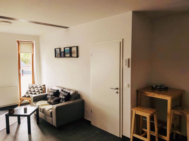Comfy apartment ideally located in the Sart Tilman
