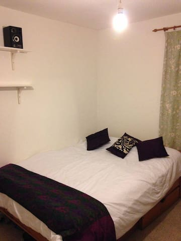 Dbl room in Clapton houseshare - London