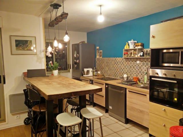 Bel appartement T3 63m²