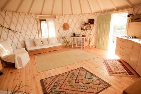 Mountain View Yurt Klil