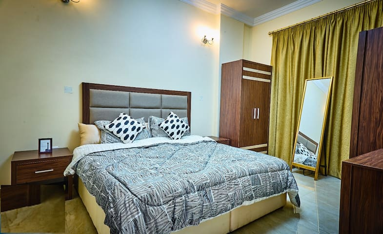 Fully Furnished one-bedroom apartment-Camellia