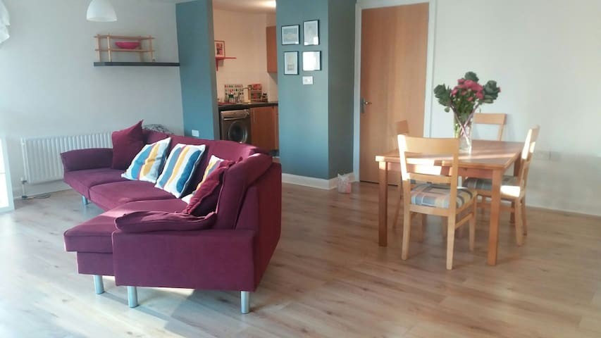 Apartment close to City Centre, Carparking and Gym - Belfast - Apartment