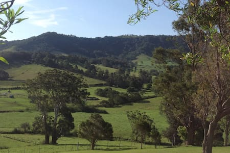 La Hacienda Country Retreat with beautiful views