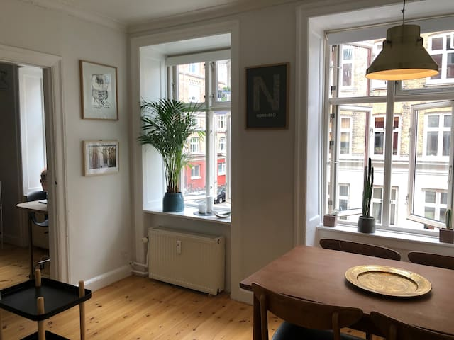 Cozy apartment in the trendiest part of town
