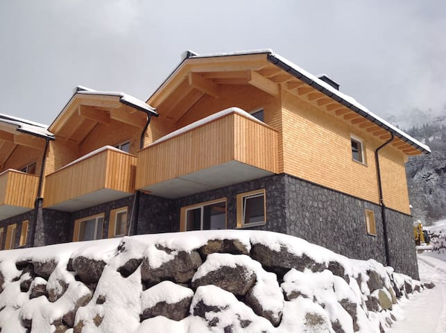 Luxury 3 bed chalet w/ spa and pool
