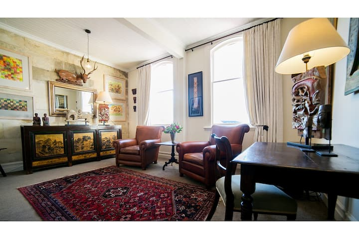 Superb private apartment in an historic building