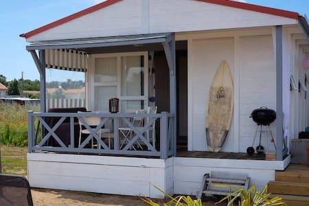 J&J Chillhouse location de chalet. - Longeville-sur-Mer