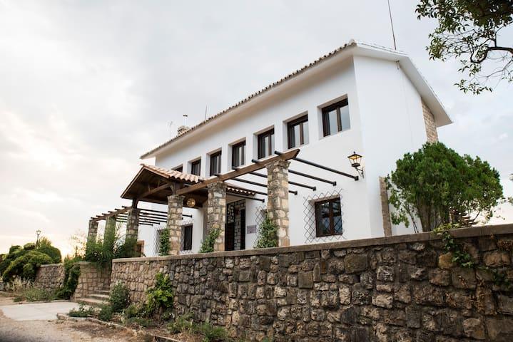 Casa rural mirador de la osera - Cazorla - Huis