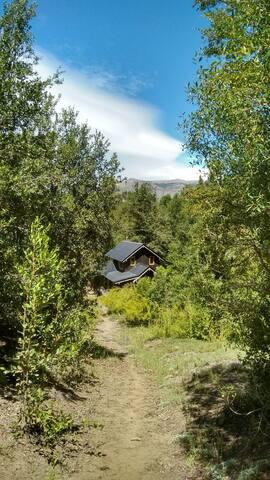 Habitacion privada en cabaña compartida