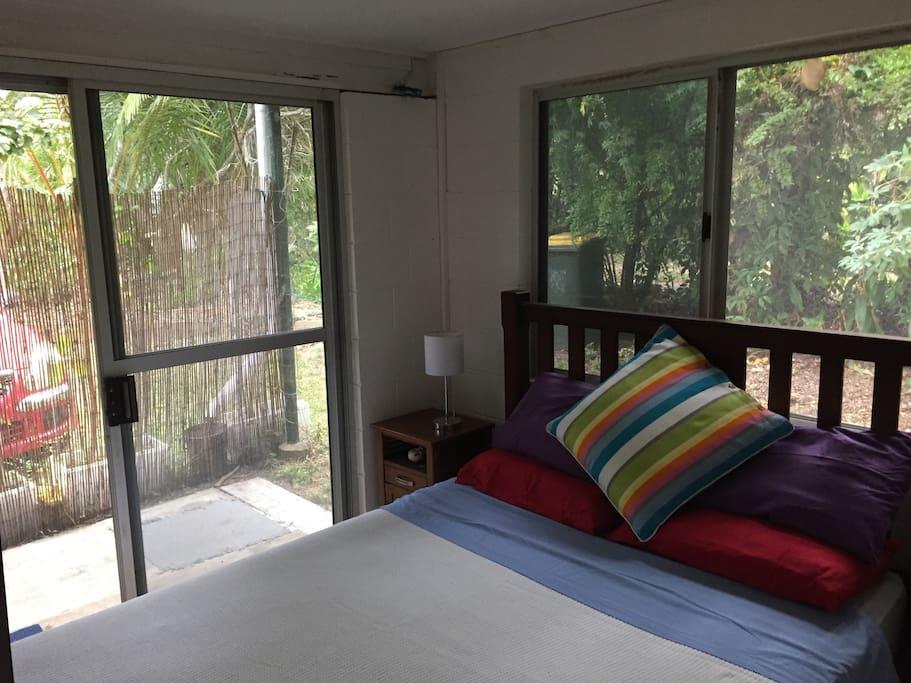 Bed Room Entance