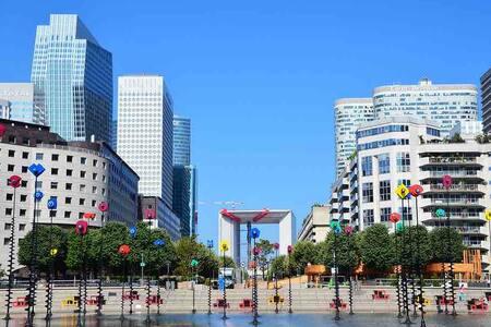 Paris La Défense 125 m2