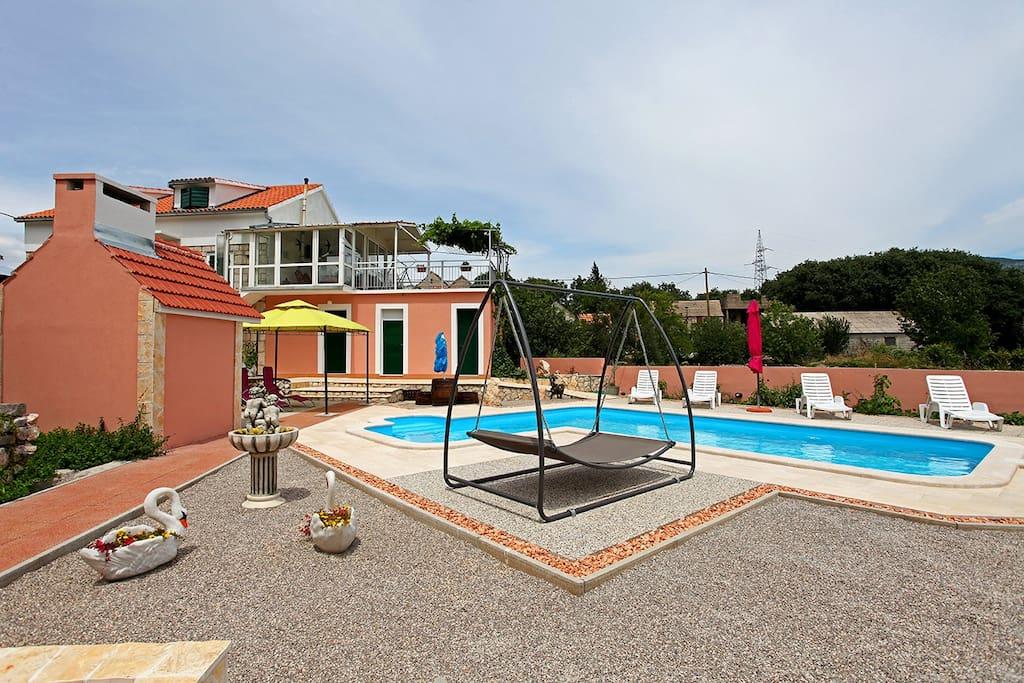 Villa MOJ DIDA 2