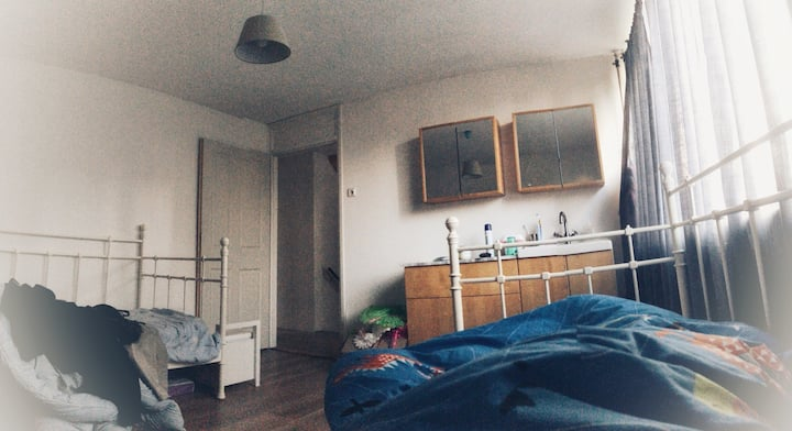 clean room (2p). And Amsterdam is only 50km away