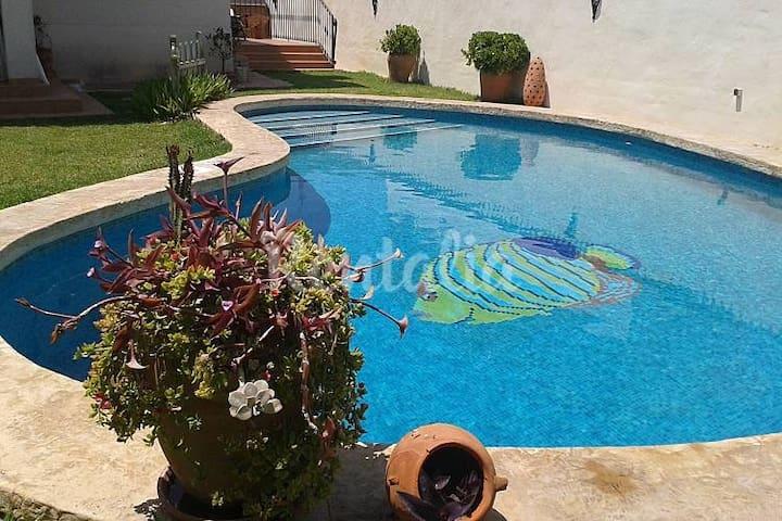Casa La Salamandra - Aspe - บ้าน