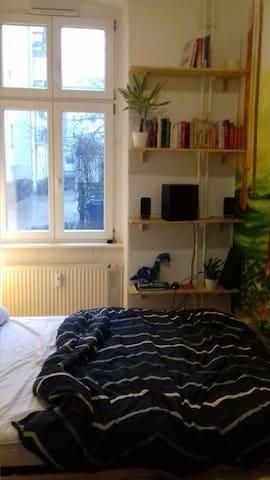 Gemütliches Zimmer in Friedrichshain