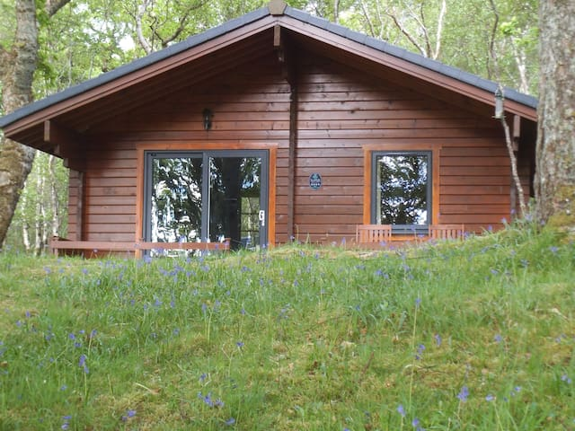 Ulva Lodge - Hideaway Lodges