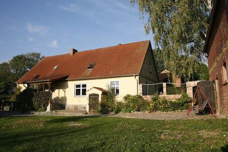 Seehof Potzlow - Oberuckersee - Дом