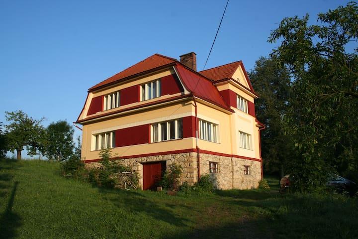 Family House Fuchs - Horní Branná - Villa