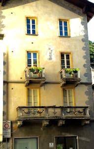 Appartamento casa d'epoca - Morbegno - อพาร์ทเมนท์