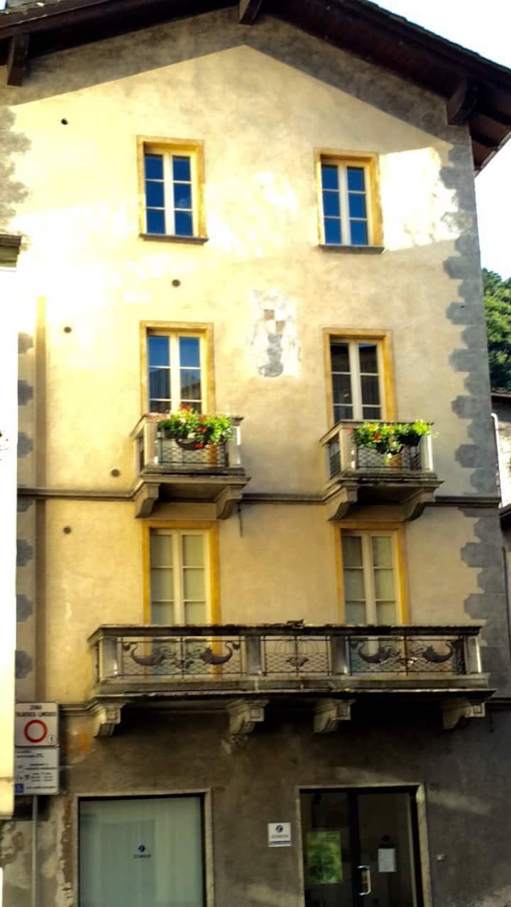 Appartamento casa d'epoca