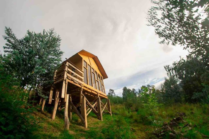 La Divina Casa de la Montaña