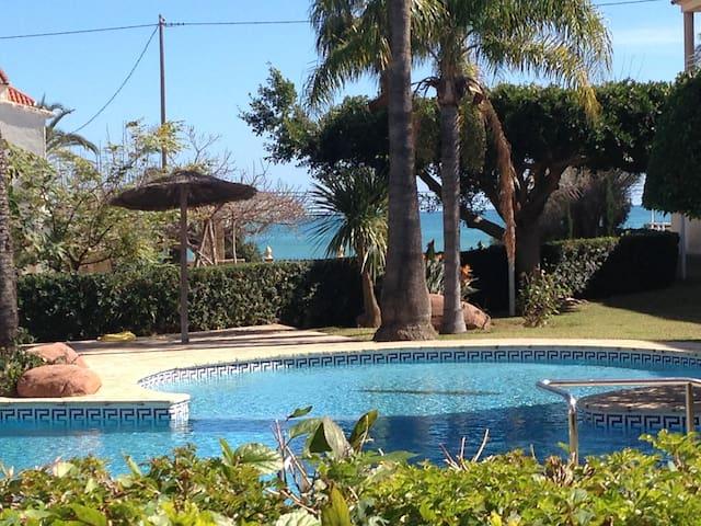Apartamento en Javea, Resid. Gorgos - Alicante - Apartment