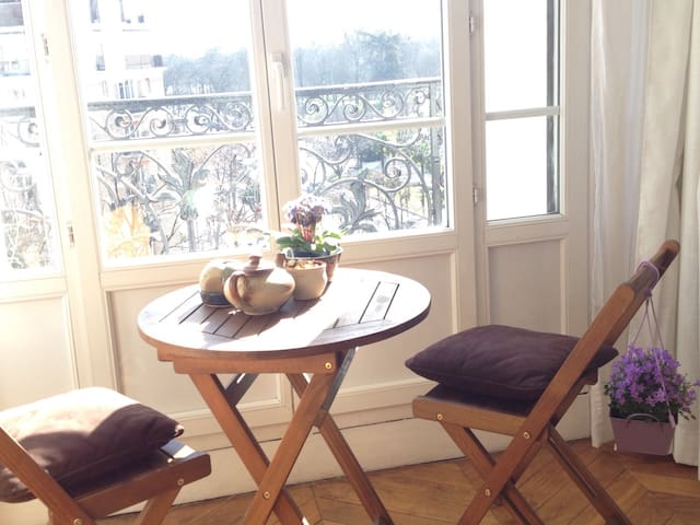 Flat 2 rooms 42m2 Balcony view+Parking (75012) - Paris - Apartment