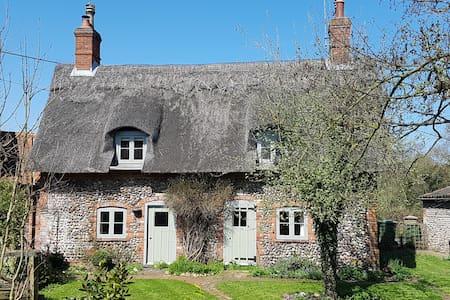 Bridge House, Thornage, North Norfolk