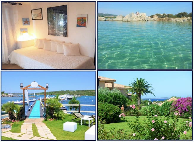 BAIA de BAHAS-Apartments & Resort-TRILOCALE 6 pax - Marinella - Apartment