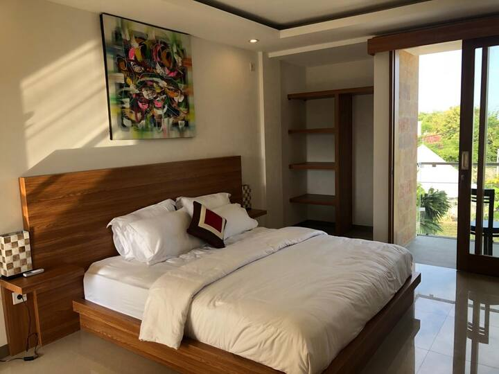 GM Guest House in Canggu room 1