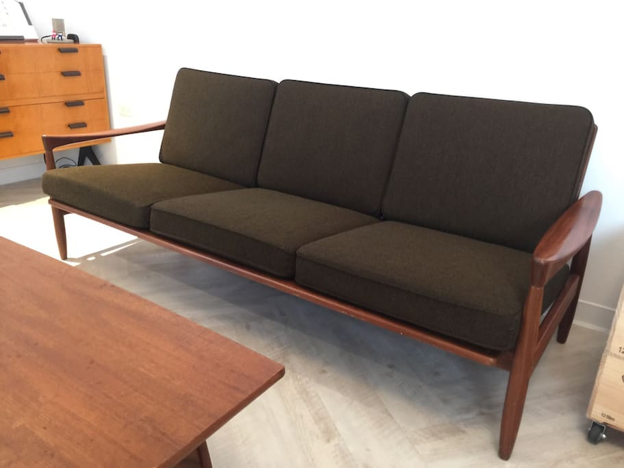 3 seat sofa by Eric woltz