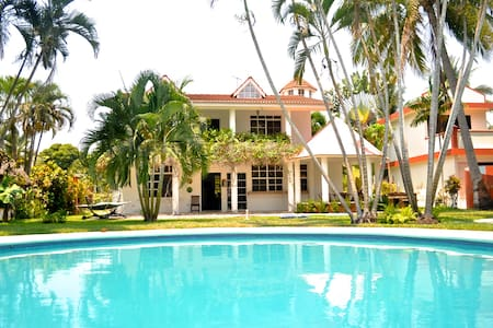 Beautiful Beach House|Casa de Playa - Puerto San José - 獨棟