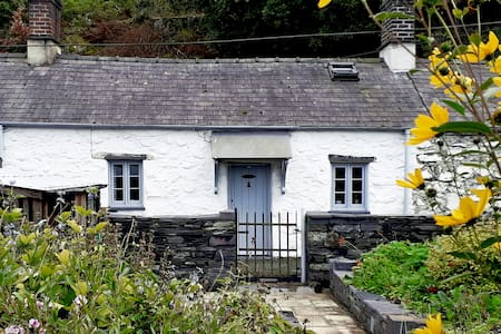 Beautiful Snowdonia cottage 5 mins from Zip World