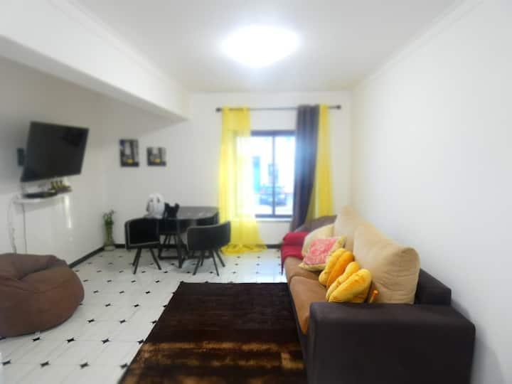 Spacious T1 Apartment in Marisol
