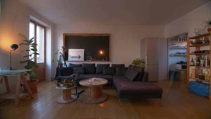 Appartement / Loft d'architecte