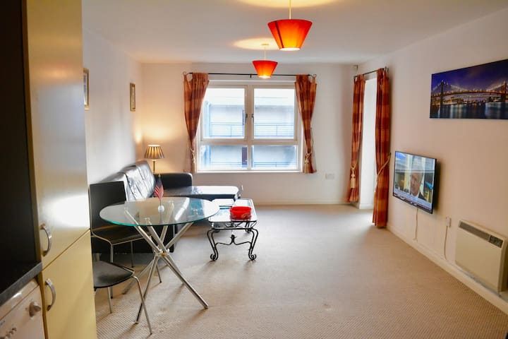 Lovely apartment in the city center - Birmingham - Apartamento