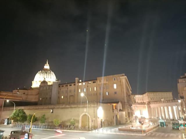 Le Colonne Di San Pietro