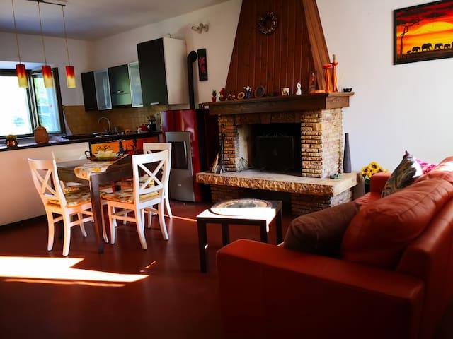 Appartamento della Casa di Elena