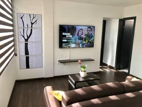 Moderno Apartamento 2Hab - Centro de la Ciudad #3