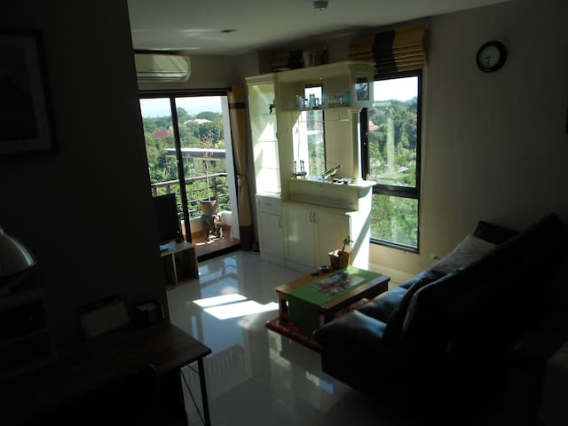 The Skyview, 1 Bedroom Luxury Apartment with Pool - Chiang Mai - Apartmen