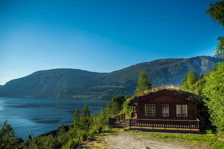 Fjordblikk hytter v/Halvard Muri - fjorblikk.no