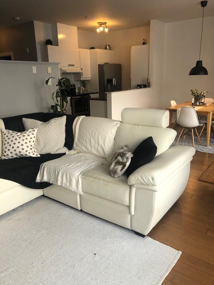 1 bedroom condo all inclusive 15 min from Mtl