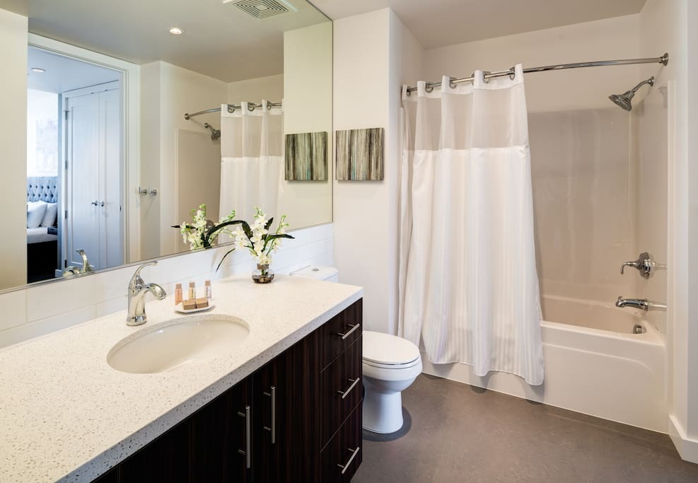 Bathroom at Park Avenue West by Stay Alfred