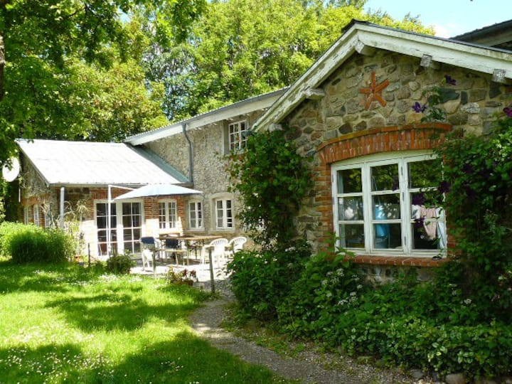 Eschenhof in the heart of Angeln