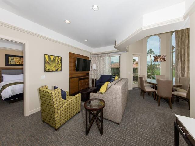COACHELLA Discounted Marriott 1-bdrm villa 4/15-19