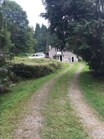 Maison in the mountains - great for walking!