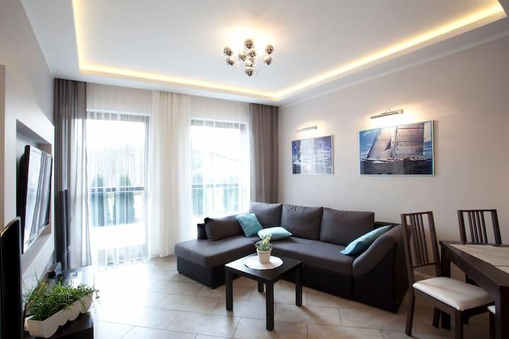 Home Sweet Home- Luksusowe Apartamenty w Górach - Szklarska Poręba - Appartement