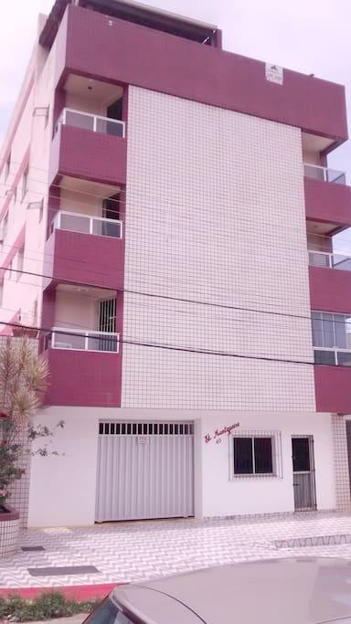 Faixada do prédio