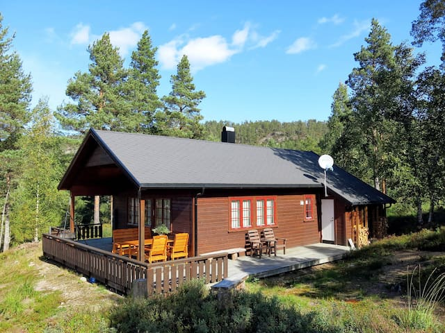 Holiday home Felle for 5 persons