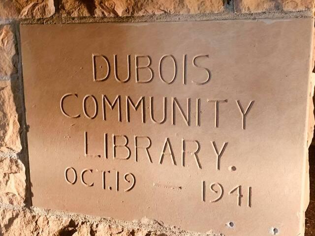 Historic Stone Library